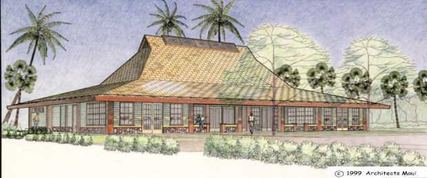 ARCHITECTS MAUI   Waiola Church Parish Hall